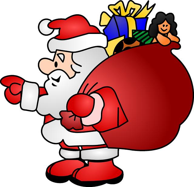 Der Dezemberzauber.de Weihnachtsmann