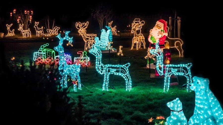 Günstige Weihnachtsbeleuchtung Aussen.Weihnachtsbeleuchtung Außen An Haus Und Wohnung