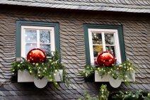 Mini Weihnachtsbaum für kleine Wohnzimmer und Wohnungen