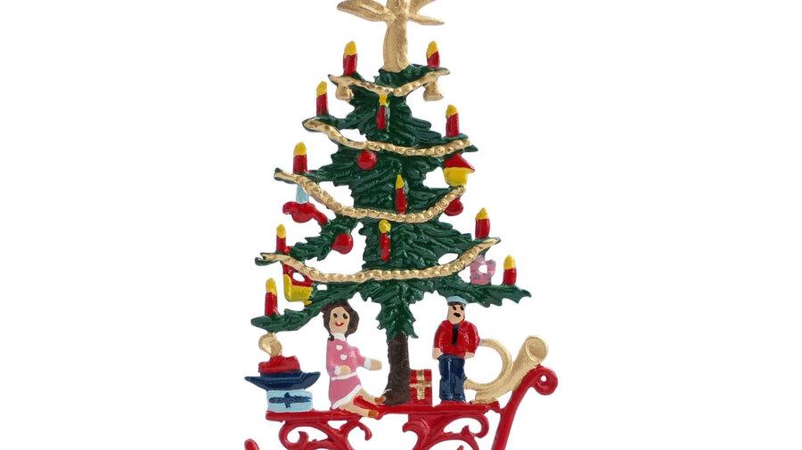 Zinnfiguren zu Weihnachten